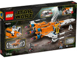 LEGO Star Wars™ - Poe Damerons X-Wing Starfighter™