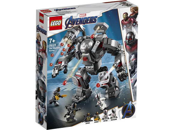 LEGO Marvel Super Heroes - War Machine Buster