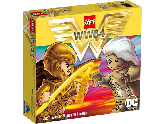 LEGO DC Super Heroes - Wonder Woman™ vs Cheetah™