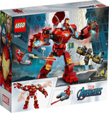 LEGO Marvel - Iron Man Hulkbuster vs. A.I.M.-Agent