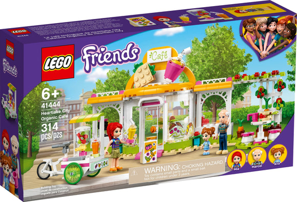 LEGO Friends - Heartlake City Bio-Café