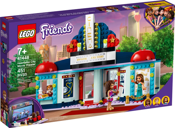 LEGO Friends - Heartlake City Kino