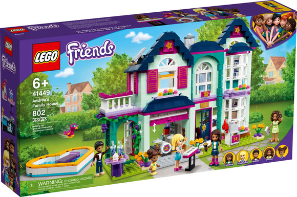 LEGO Friends - Andreas Haus