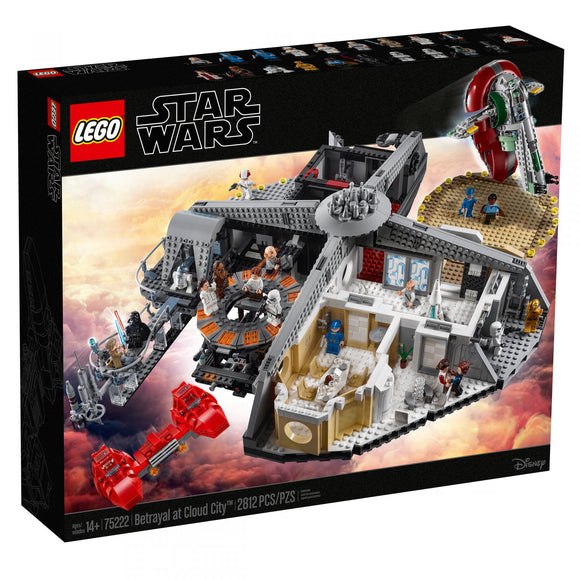 LEGO Star Wars™ - Verrat in Cloud City™