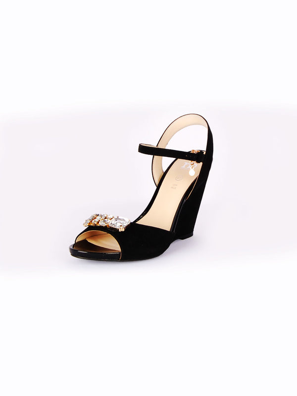 Rocco Barocco Womens Shoes Nero