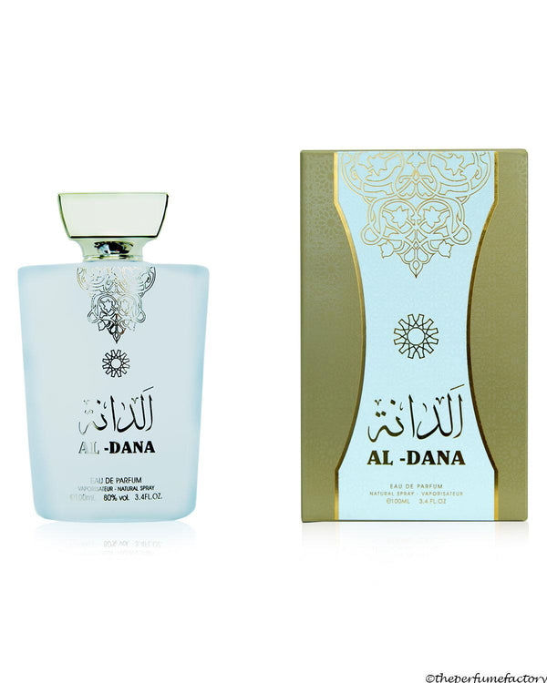 Al Dana Heritage Collection of Fruity and Floral Fragnance