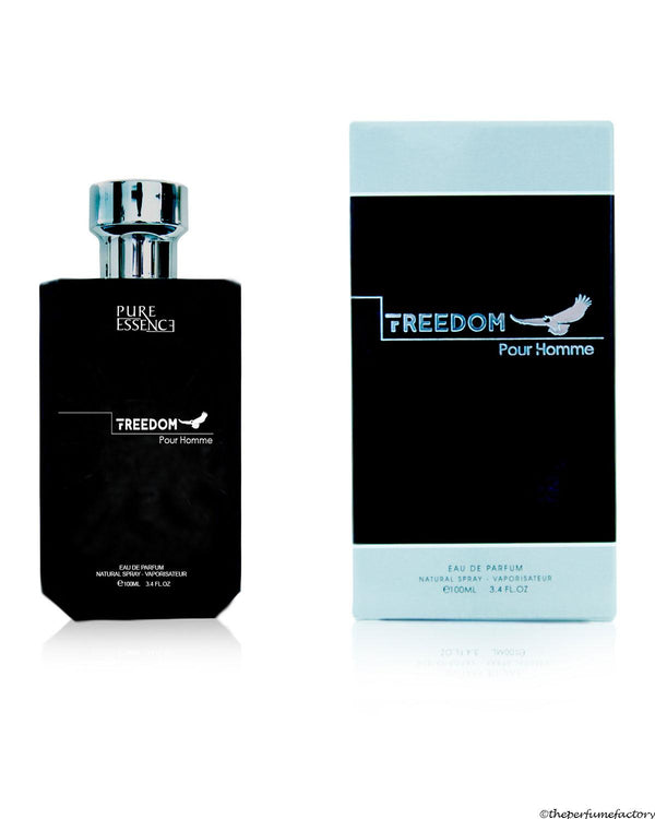 Freedom Pour Homme Fresh, Raw and Noble Fragnance