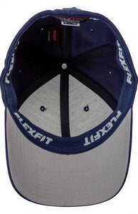 Hat - Navy & White Out - Compton Fire Apparel Fireman First Responders