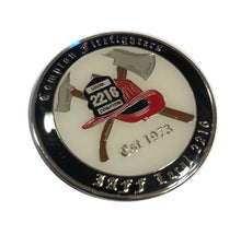 Load image into Gallery viewer, Union Challenge Coin - Compton Fire Apparel Fireman First Responders