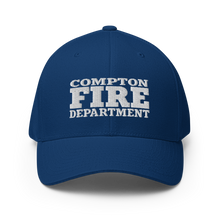 Load image into Gallery viewer, Hat - Department (Navy & White)