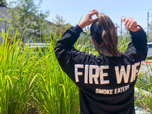 Load image into Gallery viewer, Spirit Jersey - Fire Wife - Compton Fire Apparel Fireman First Responders