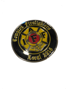 Union Challenge Coin - Compton Fire Apparel Fireman First Responders