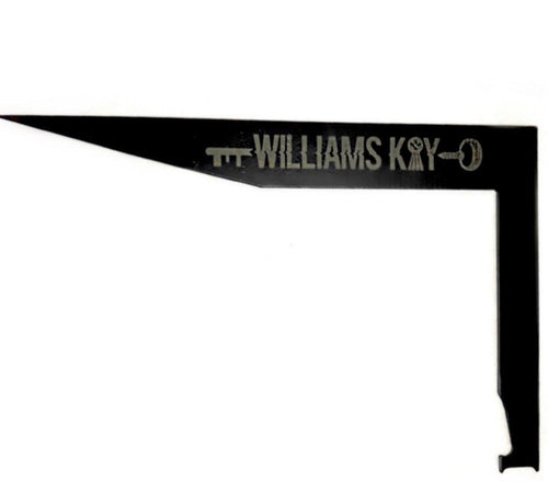 The Williams Key - Soft Entry Tool - Compton Fire Apparel Fireman First Responders