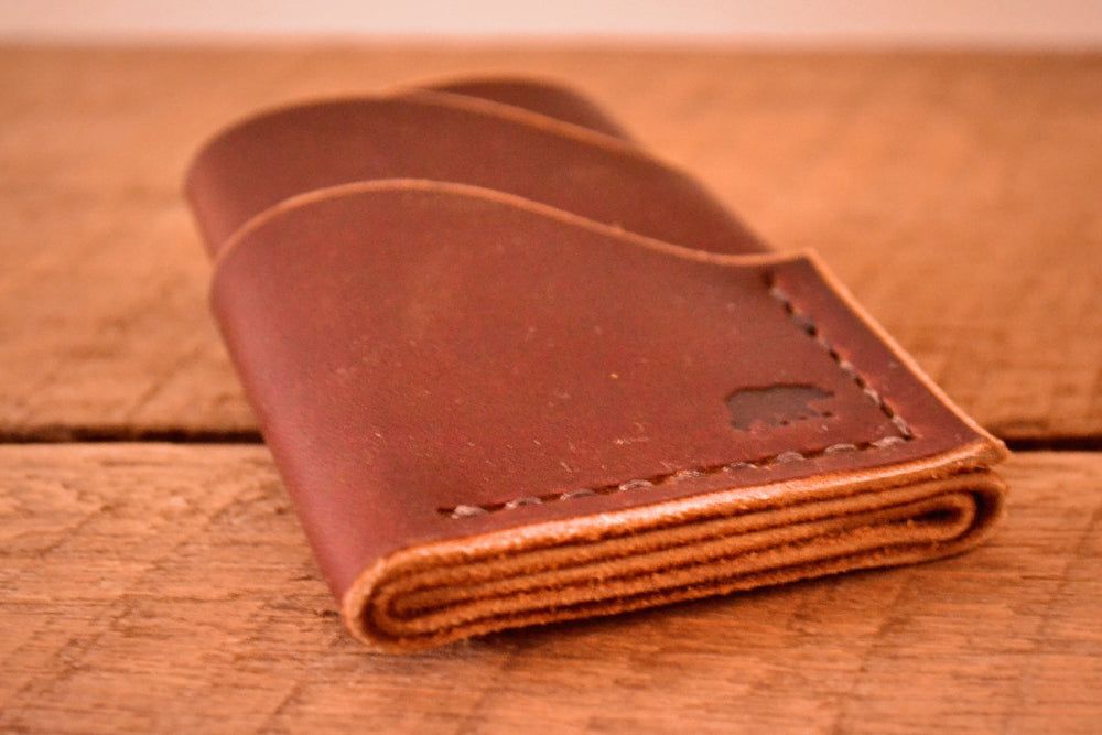 Wrap Wallet Chromexcel - Harness Brown