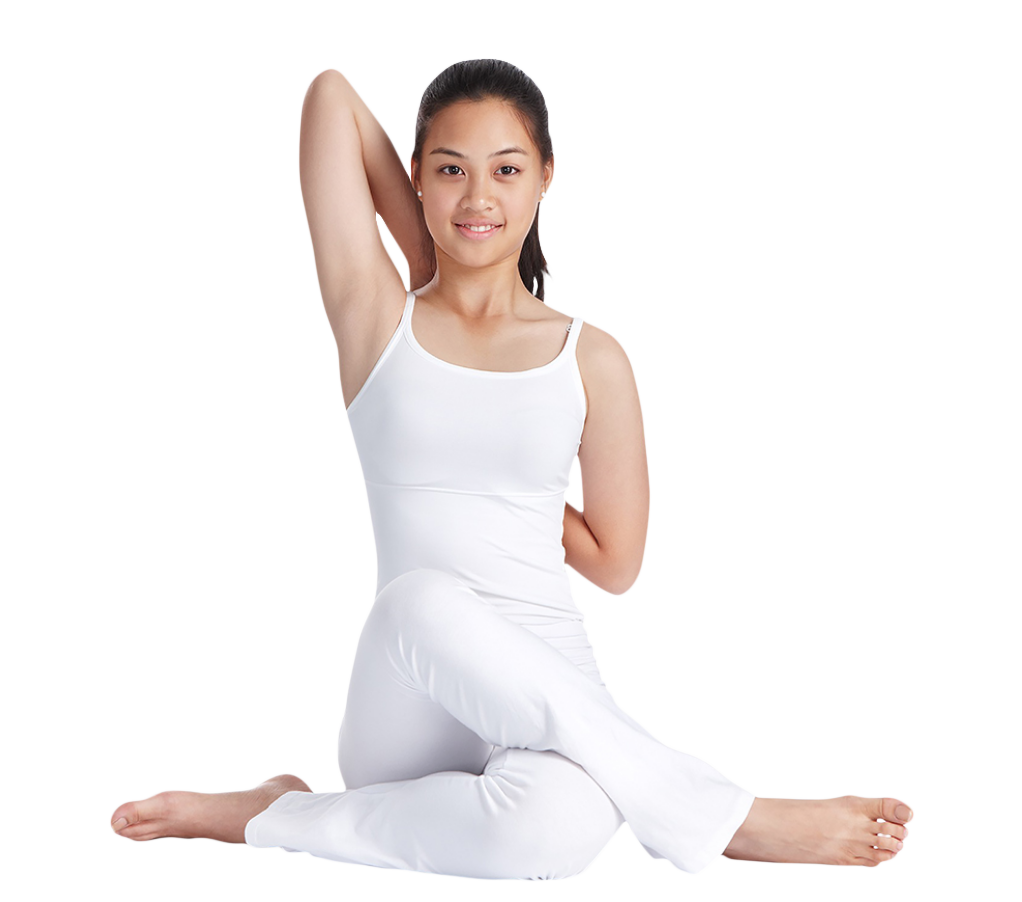 do from home: yoga