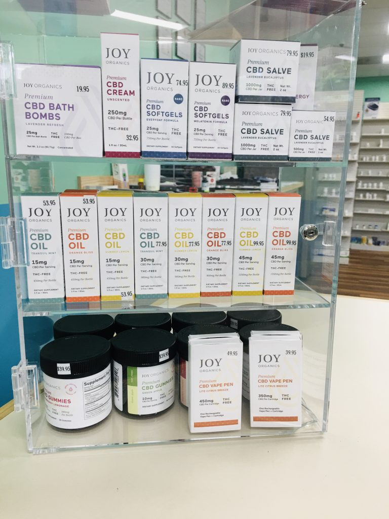 Find CBD products near me in Charlotte, NC