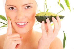 all-natural face mask