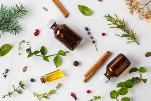 diffuse essential oils to stay healthy this winter
