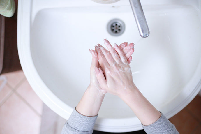 Things you can do to not feel bored, feel productive while washing your hands