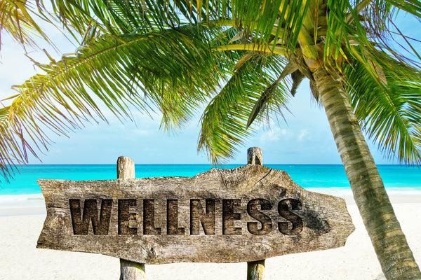 Take time for you and join our Wellness session.  Where you can detach from daily stressors
