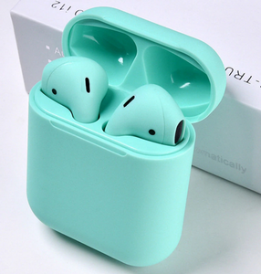Double Wireless Earphone Portable Bluetooth 5.0 Headset Earbud