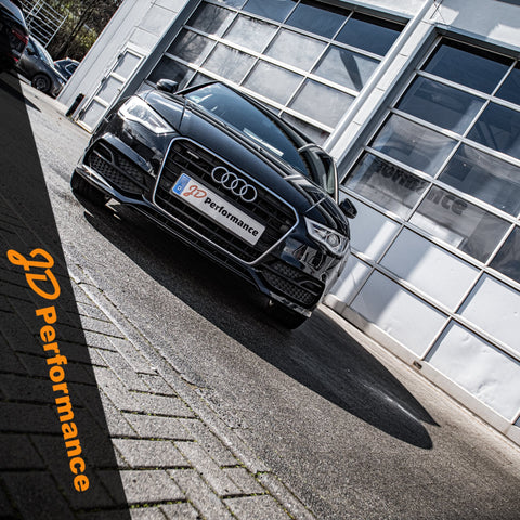 Audi A3 2.0 TDI 184PS Stage 1 Chiptuning Kennfeldoptimierung + Vmax