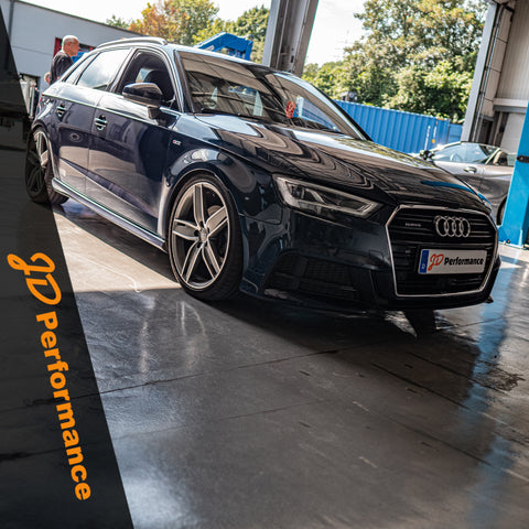 Audi A3 2.0 TSI 220PS Stage 1 Chiptuning Kennfeldoptimierung + Vmax