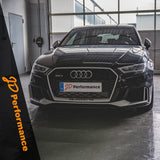 Audi RS3 8V 400PS OPF Soundpaket V1 + Schaltbares Pop + Klappe