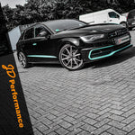 Audi S3 2.0 TSI 300PS Stage 1 Chiptuning Kennfeldoptimierung + Vmax