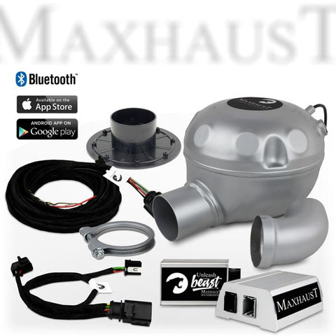 <transcy>Maxhaust Active Sound System complete set incl. Installation</transcy>