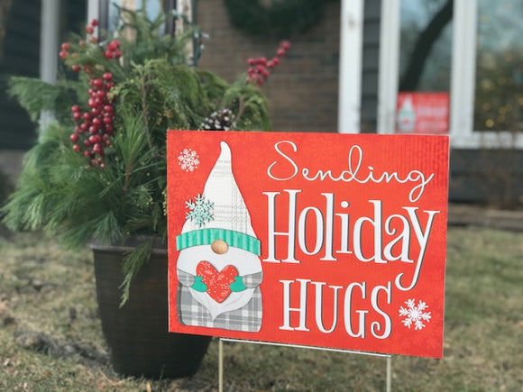 Sending Holiday Hugs 16