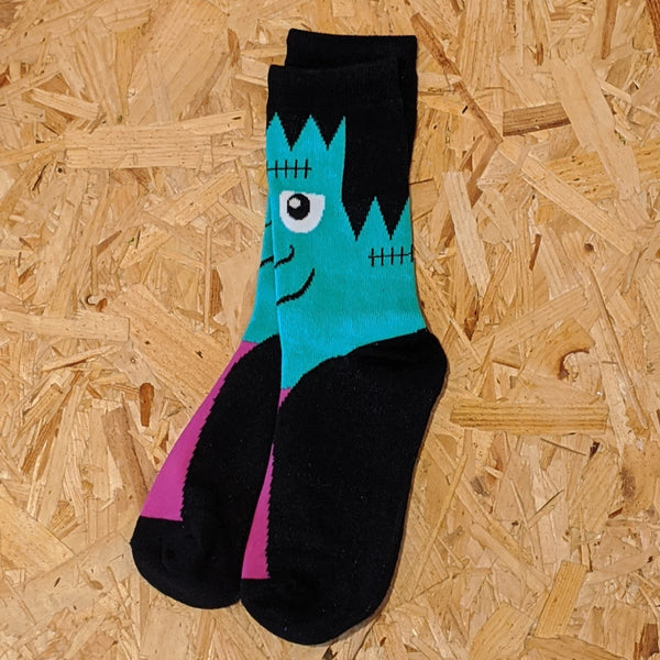 Frankenstein socks