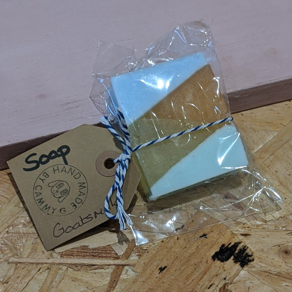 unscented goats milk soap