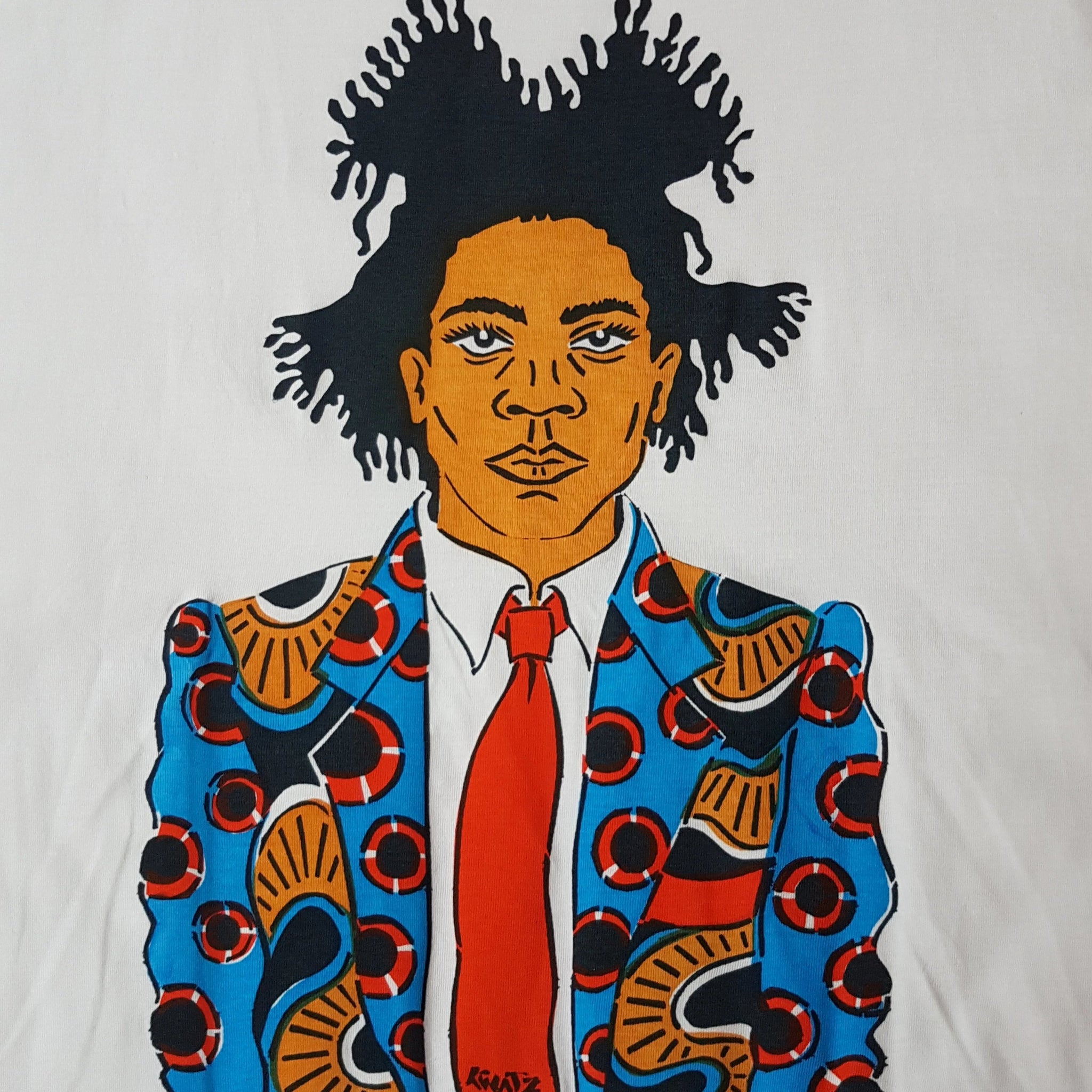 Jean Michel Basquait T-Shirt