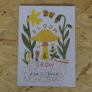 Bloom & grow forever