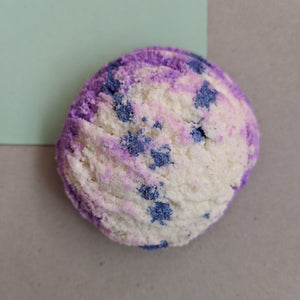 Lavender bubble scoop
