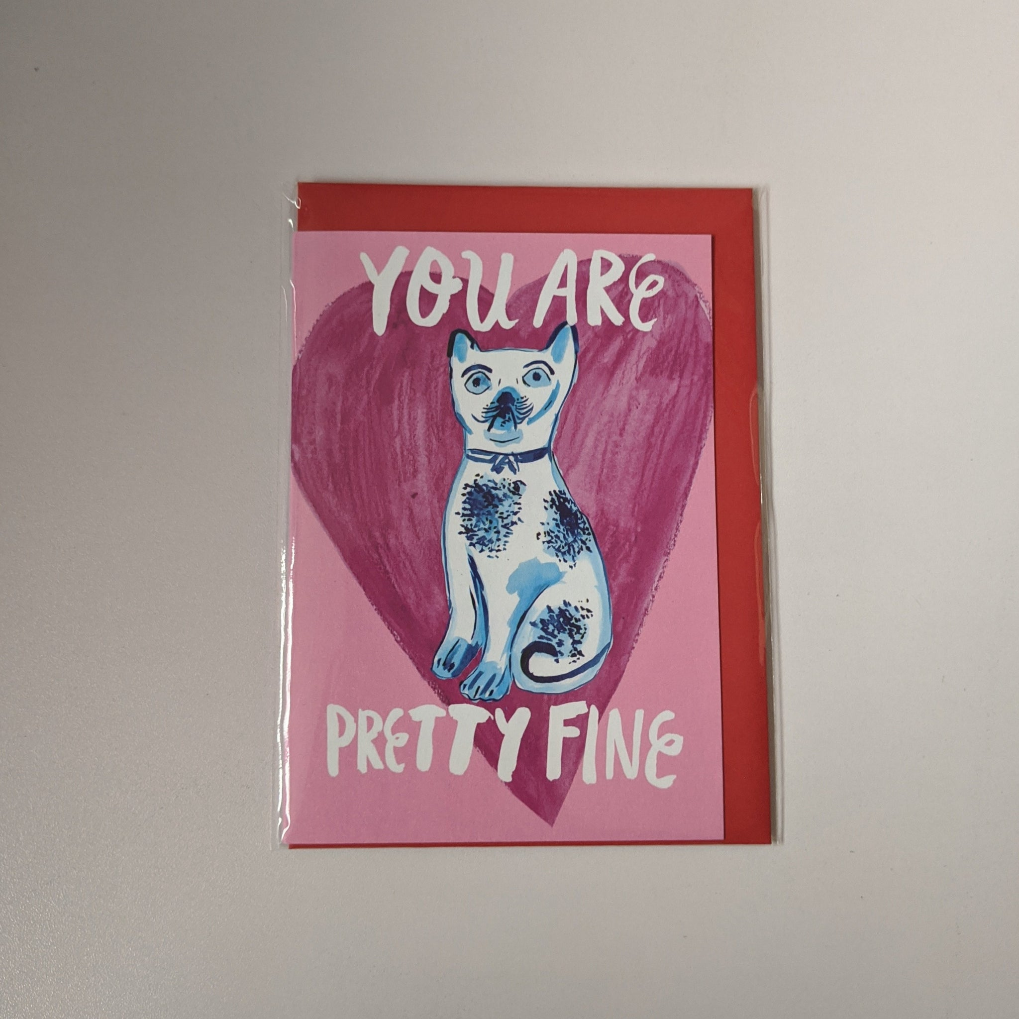 You are pretty fine