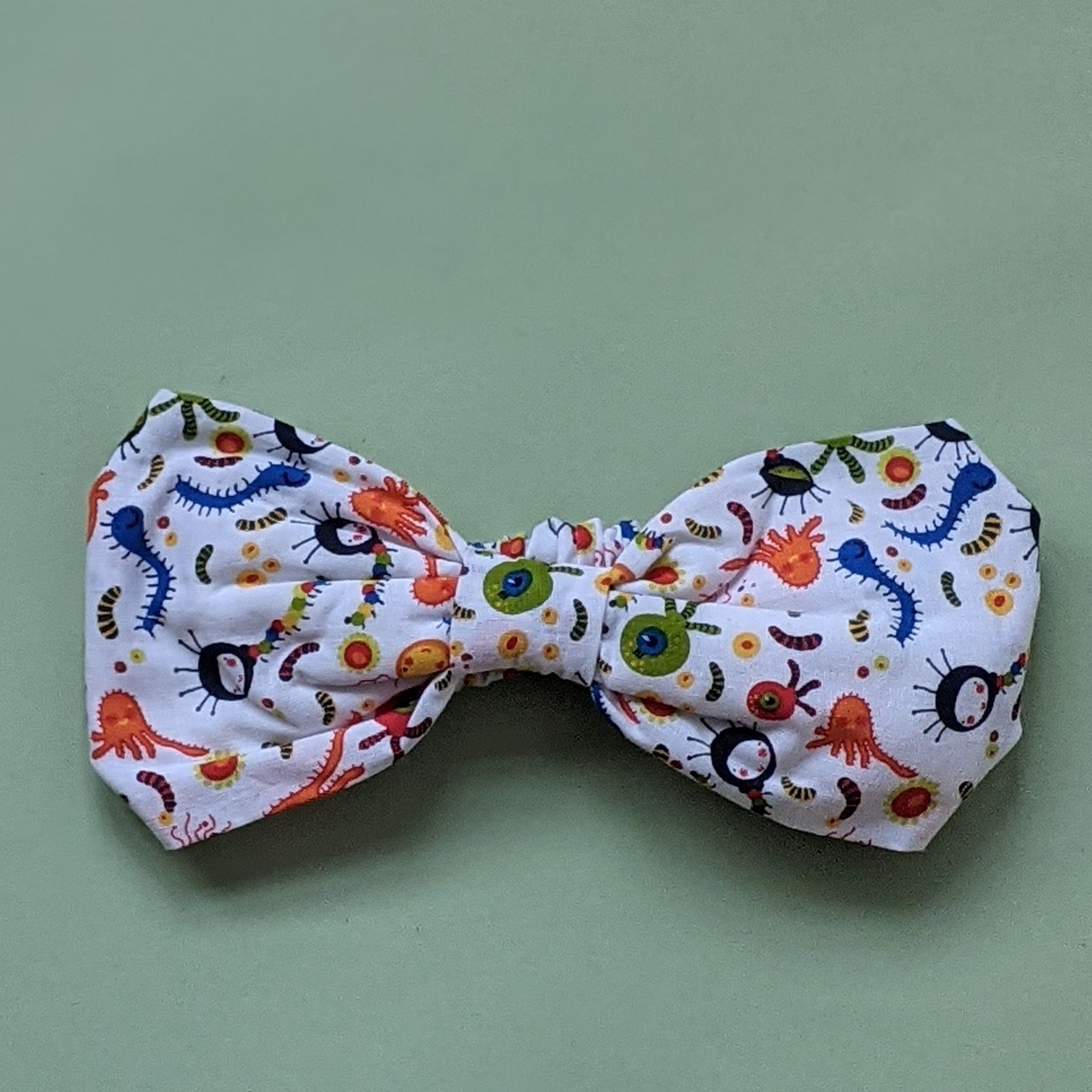Children's bug print headband