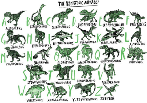 The Prehistoric Alphabet