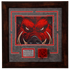 Mascot Hog Eyes | Arkansas Razorback Wall Art Turf Relic