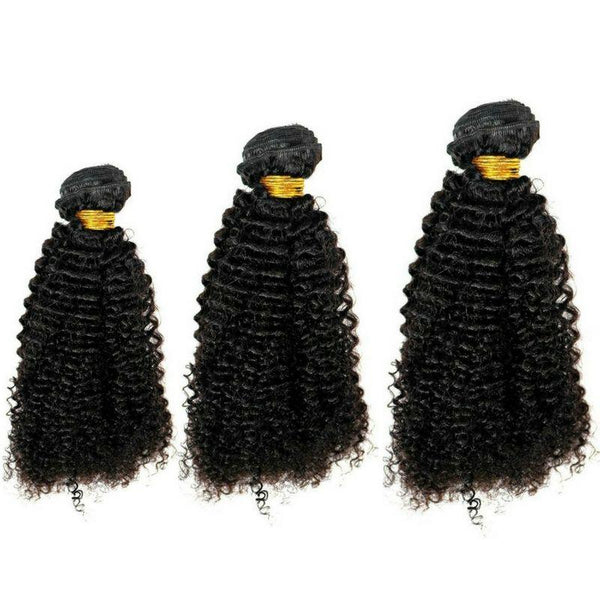Brazilian Afro Kinky Bundle Deals (MY Weave Styles)