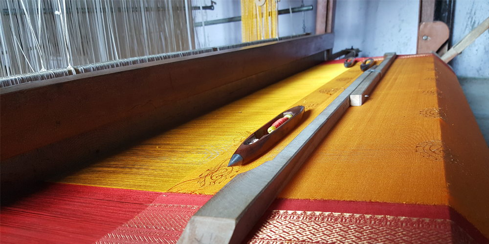 Uppada Sarees: Keeping the Tradition of Weaving Alive