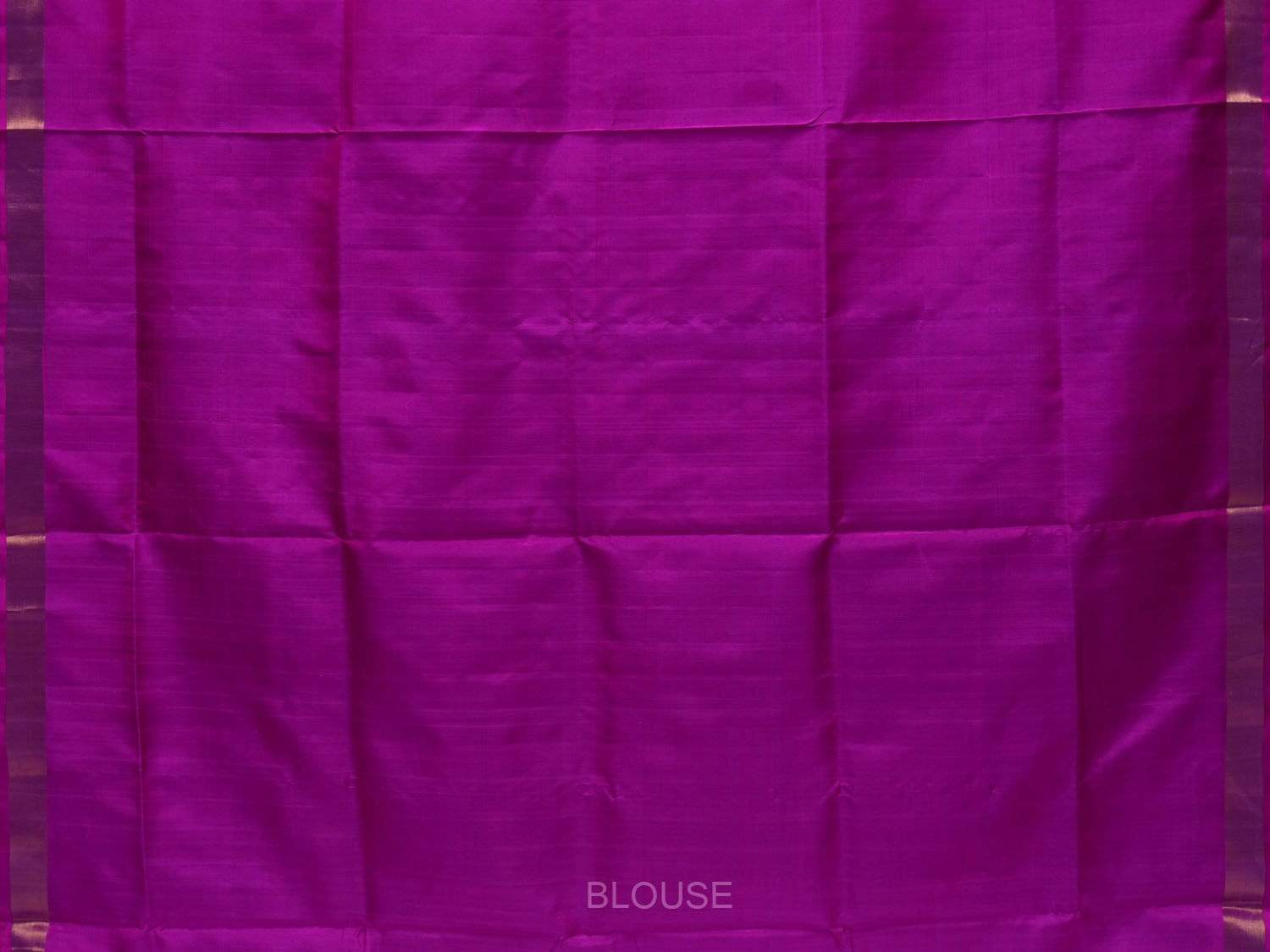 Purple Uppada Silk Handloom Saree with Assorted Buta Pallu Design u1613