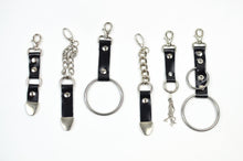 Load image into Gallery viewer, Keyrings - Leather