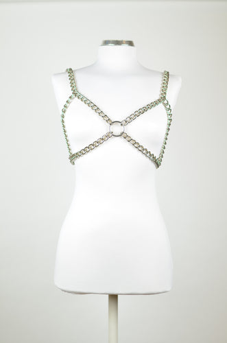 Natasha Bra Harness - Chain
