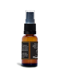 LeJonJon Handmade Peppermint Fresh Beard Oil - Get a Cut NZ