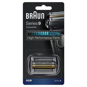 Braun 92B Black Multi Cassette 9000 92BCAS - Get a Cut NZ
