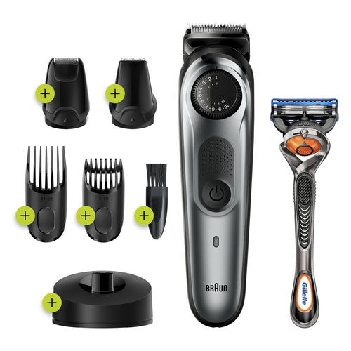 Braun Beard Trimmer for Men BT7240 - Get a Cut NZ