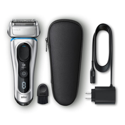 Braun Electric Foil Shaver Series 8 8330s - Get a Cut NZ