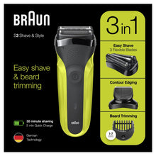 Load image into Gallery viewer, Braun Shave & Style Series 3 300BT - Get a Cut NZ